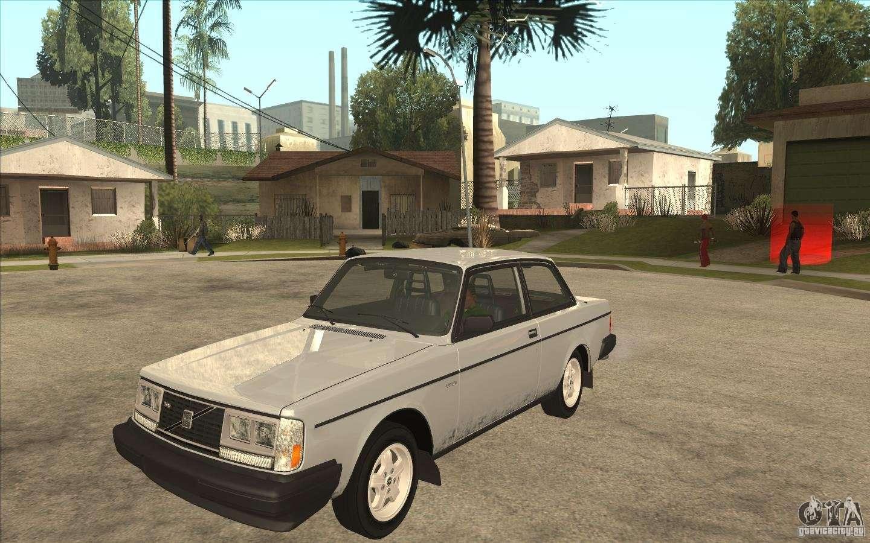 Volvo 242 Turbo Evolution 1983 For Gta San Andreas