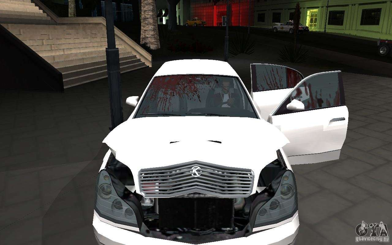 Car crash from GTA IV for GTA San Andreas