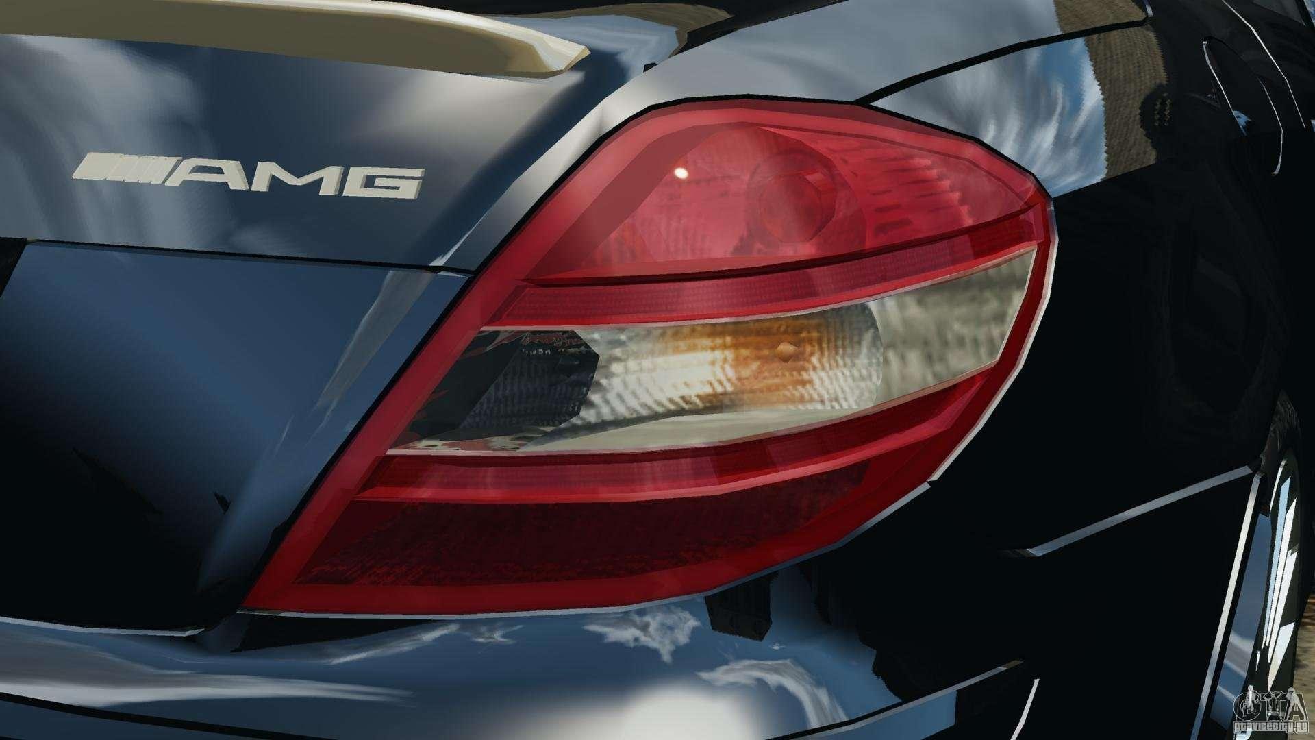 Indicator lights (turn signals) for GTA 4