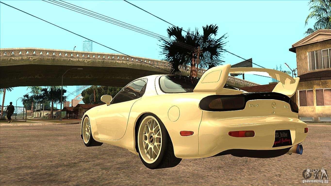 Mazda Rx7 Fd3s Type R Bathurst For Gta San Andreas