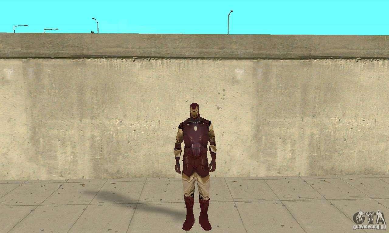 Gta San Andreas Ironman Mod Setup Download