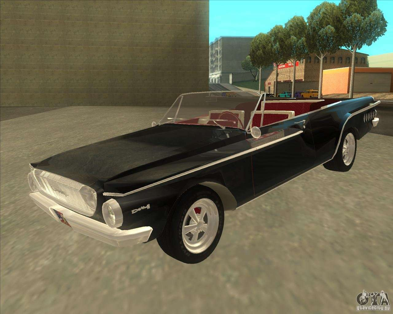 1962 Dodge Dart 440 For Gta San Andreas