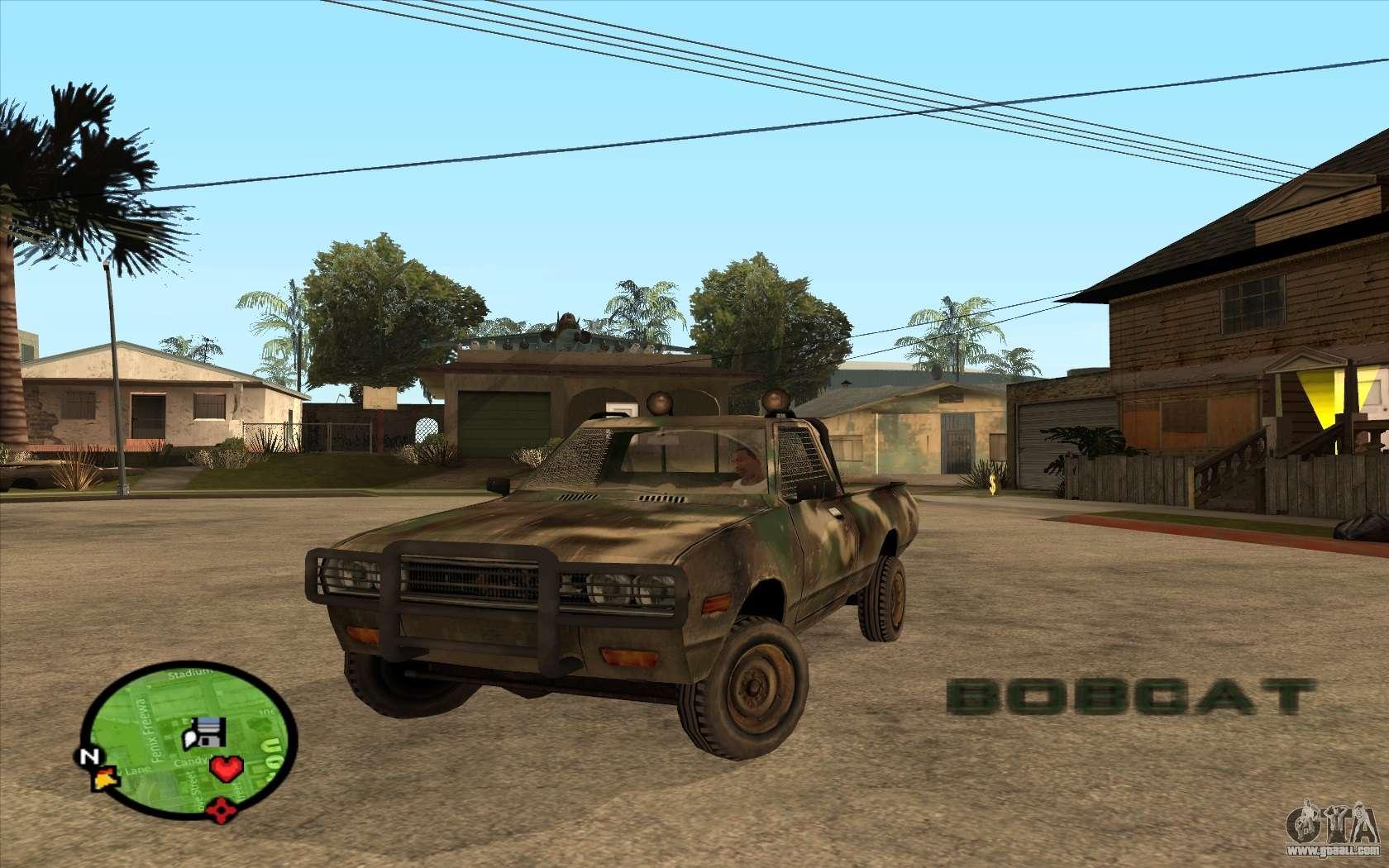 DATSUN 620 for GTA San Andreas