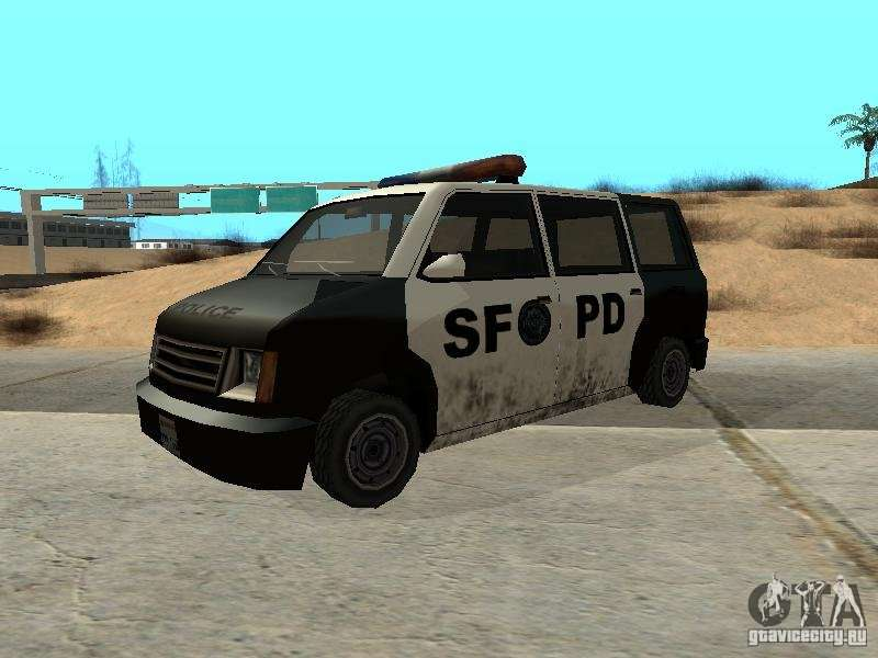 Moonbeam Police for GTA San Andreas Gta San Andreas Police Cars