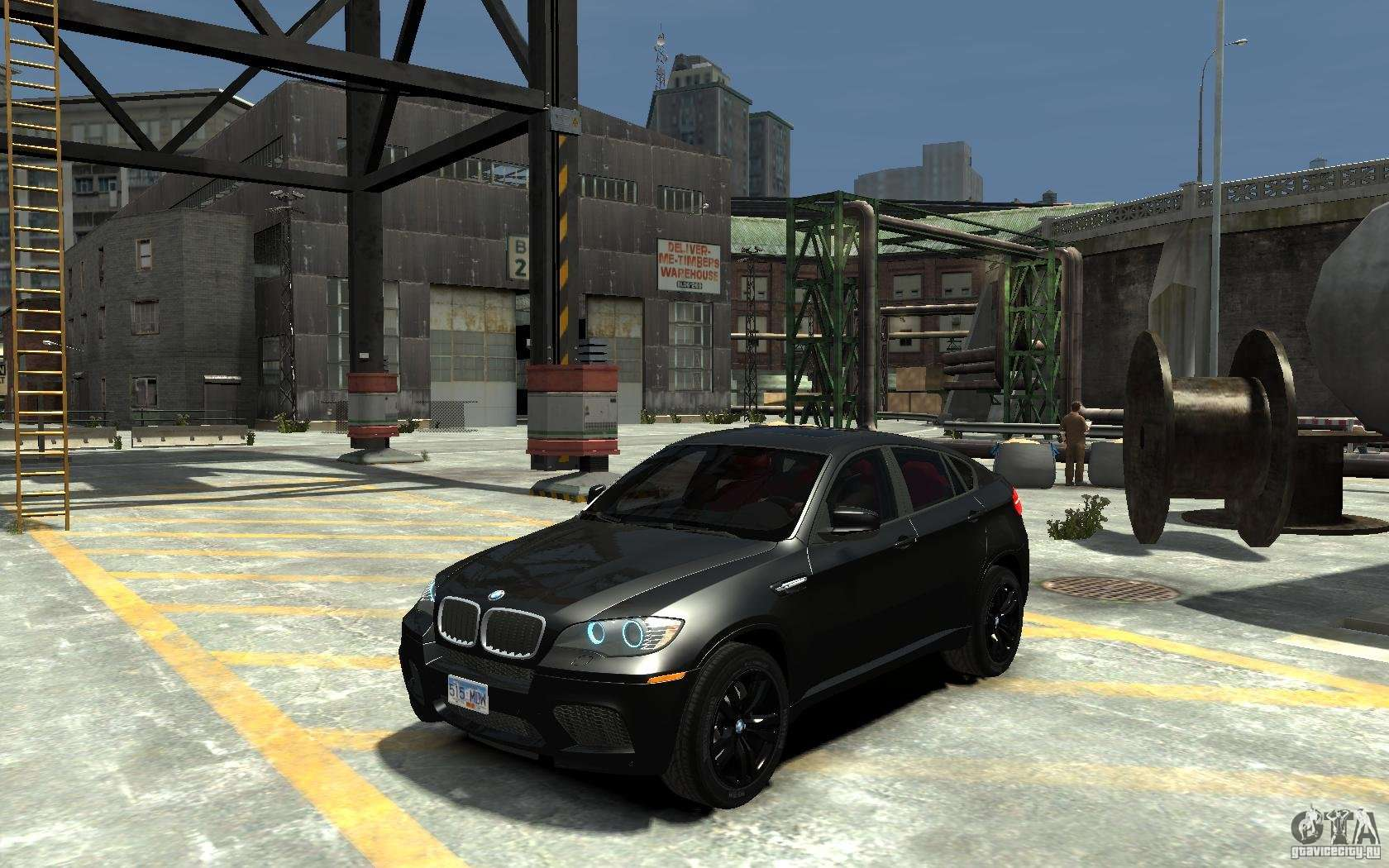 Bmw X6 M For Gta 4