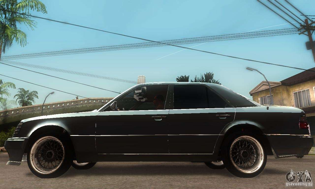 mercedes benz e500 for gta san andreas. Black Bedroom Furniture Sets. Home Design Ideas