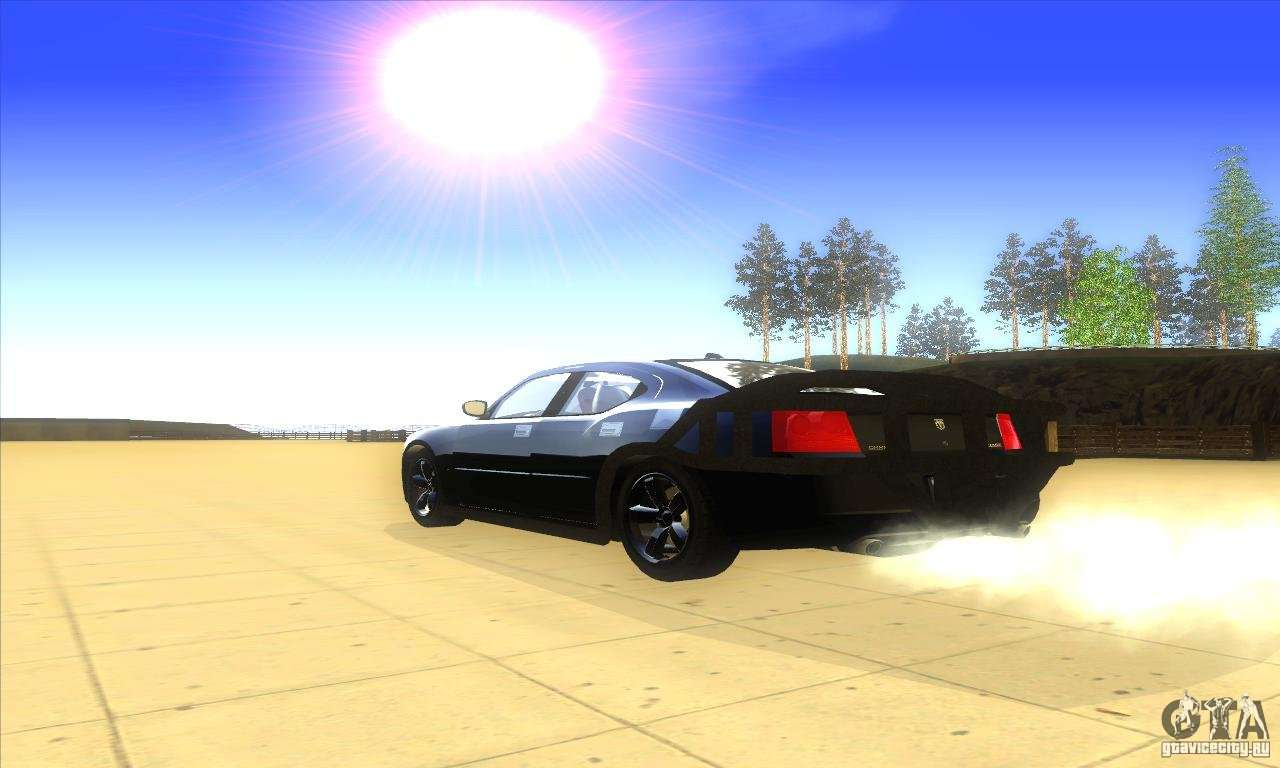 dodge charger from fast five for gta san andreas. Black Bedroom Furniture Sets. Home Design Ideas
