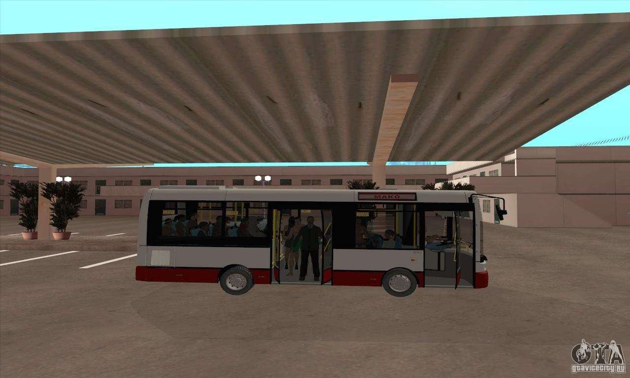 Bus Open Components V3 0 For Gta San Andreas