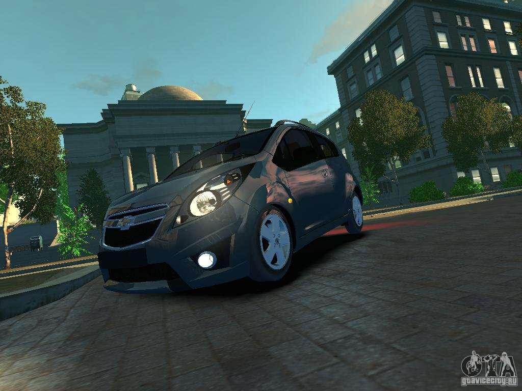 Chevrolet Spark For Gta 4