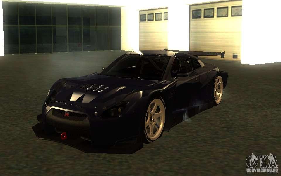 Nissan Skyline R35 GTR for GTA San Andreas