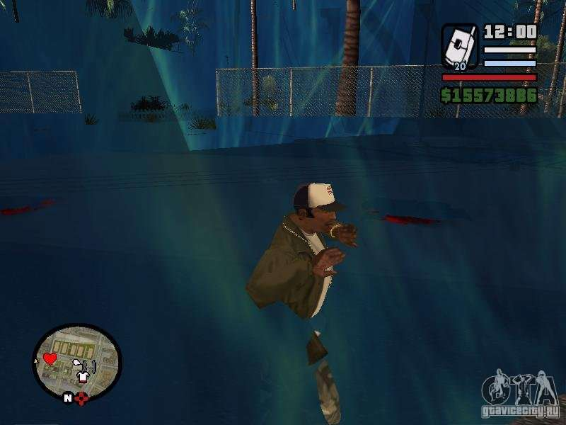 Tsunami for GTA San Andreas second screenshot