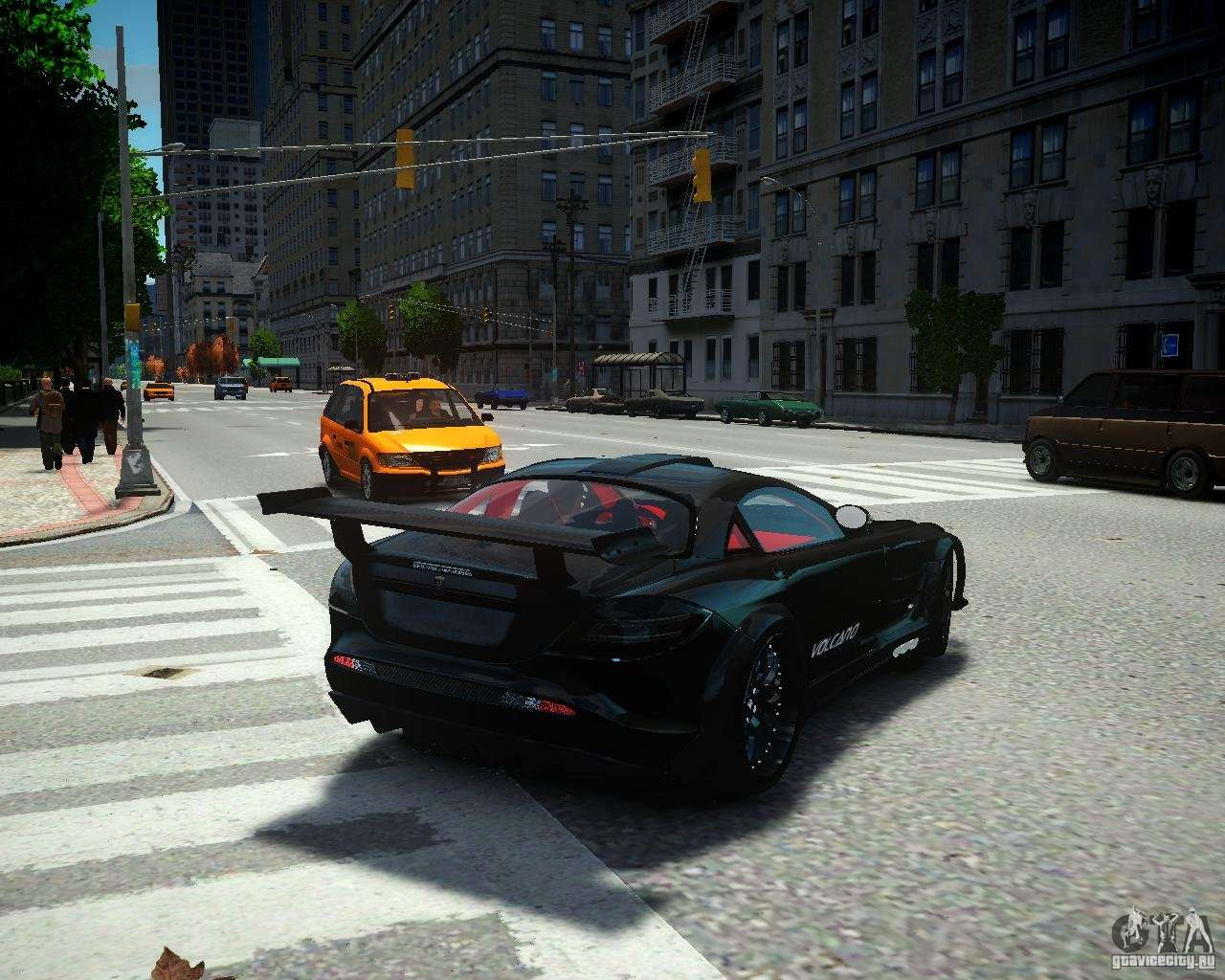 ICEnhancer 2.1 Final для GTA 4 девятый скриншот.
