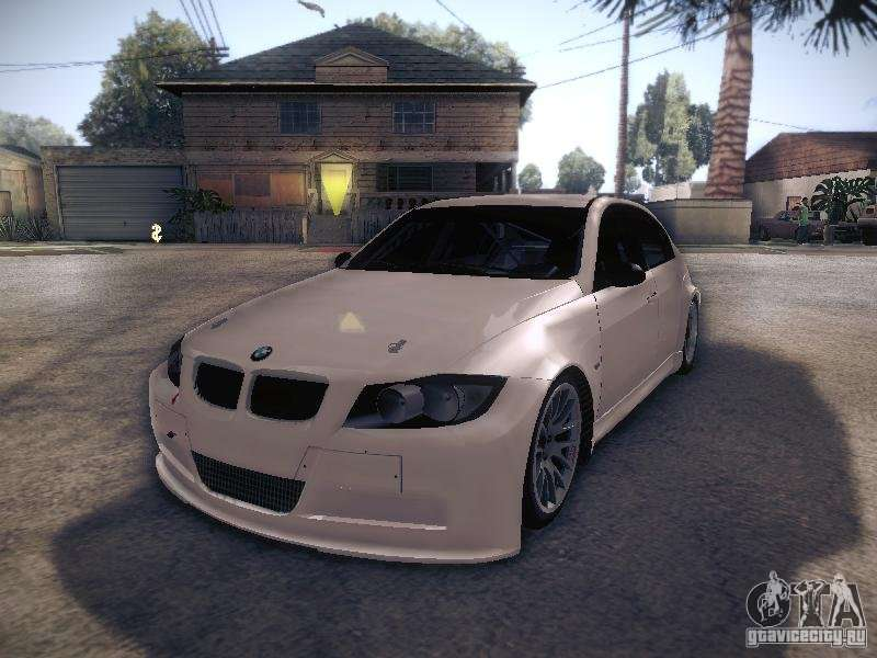 bmw 320si drift for gta san andreas. Black Bedroom Furniture Sets. Home Design Ideas