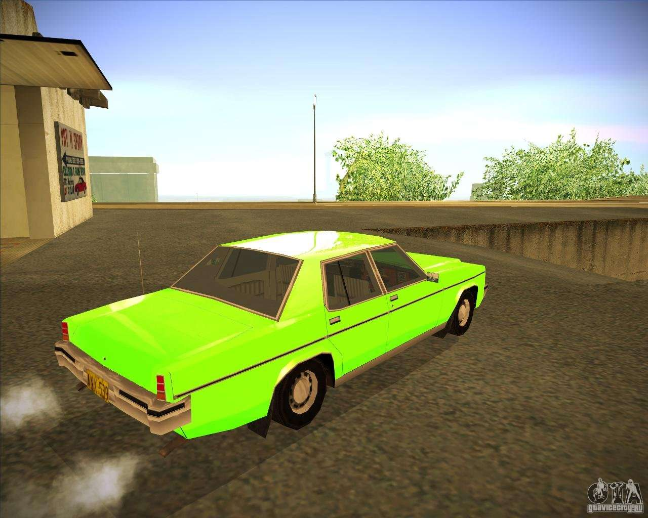 Holden Hx Statesman Deville 1976 For Gta San Andreas
