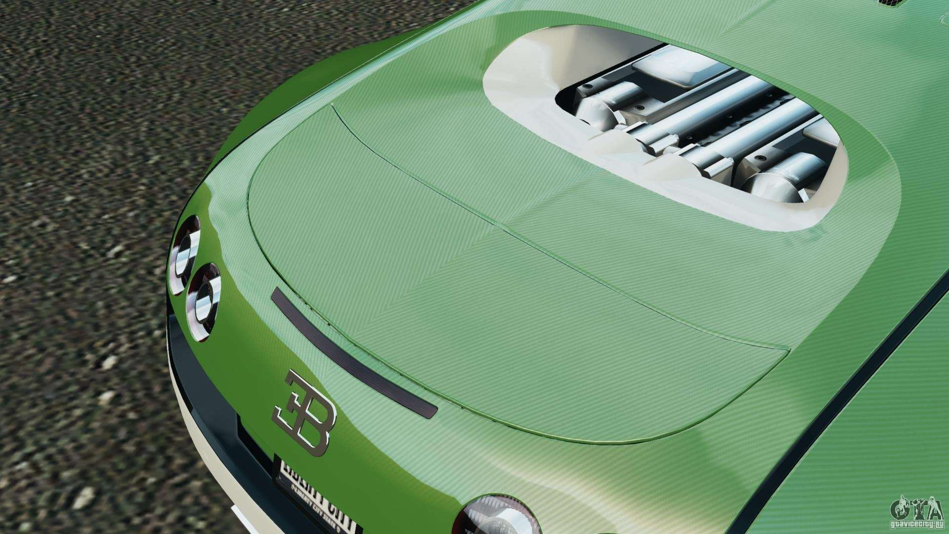 bugatti veyron 16 4 super sport 2011 v1 0 epm for gta 4. Black Bedroom Furniture Sets. Home Design Ideas