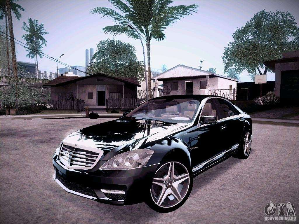 Mercedes benz s65 amg 2011 for gta san andreas for Mercedes benz s65 amg