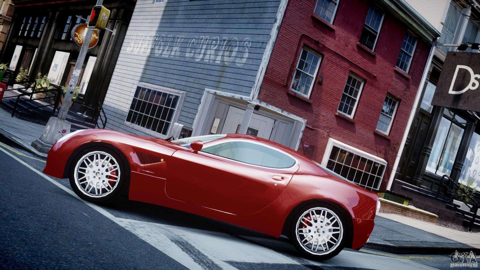 Comet Of Eden Original >> Alfa Romeo 8C Competizione for GTA 4