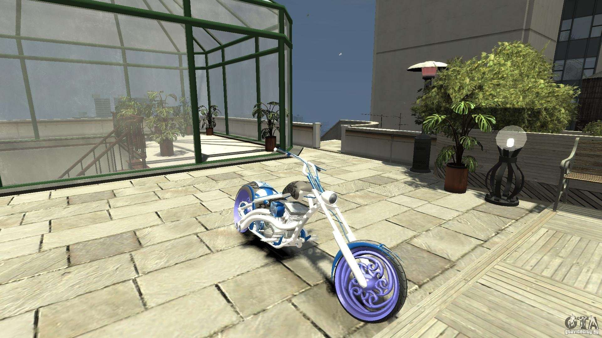 Chopper Bikes In Gta 5 The Chopper for GTA