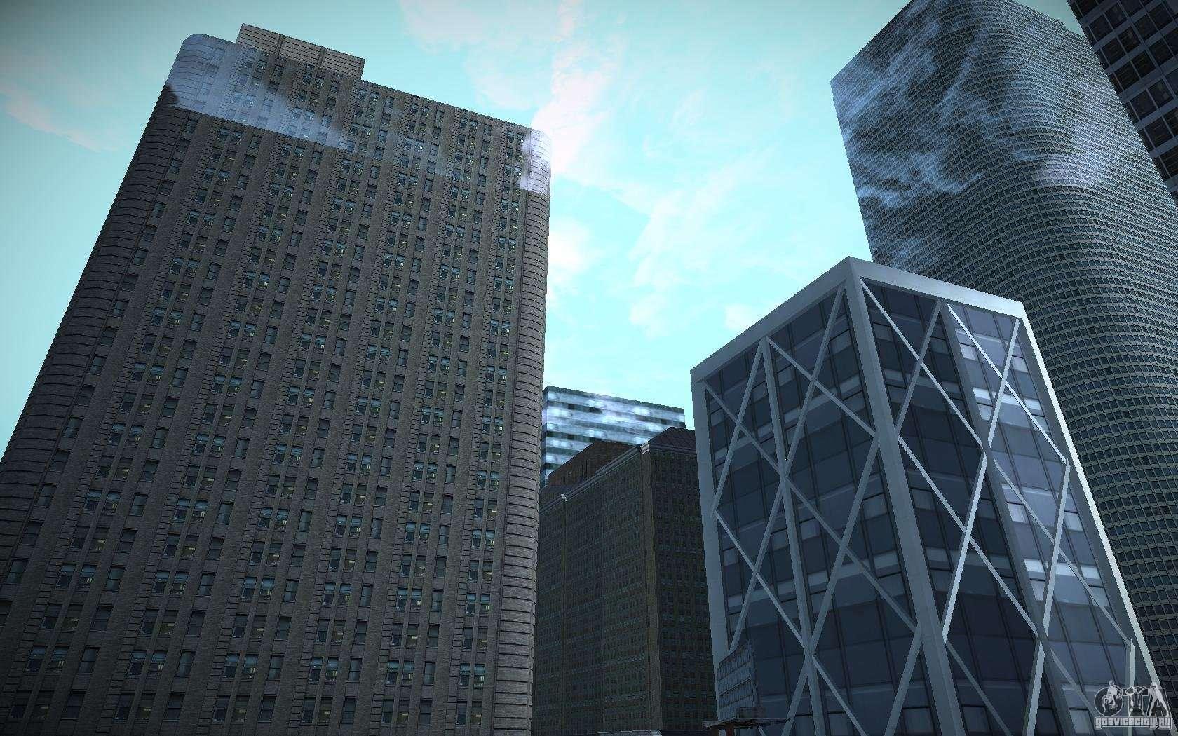 hd skyscrapers for gta san andreas