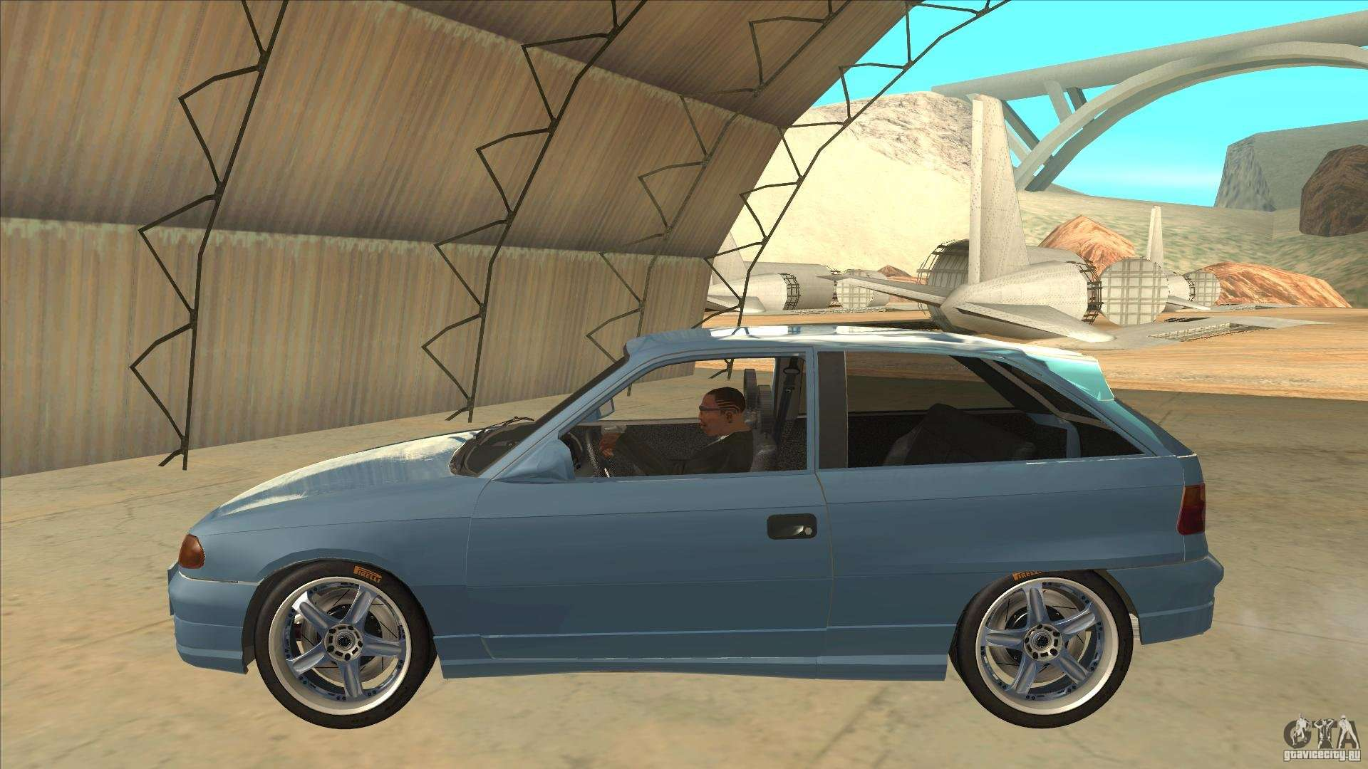 opel astra f tuning for gta san andreas. Black Bedroom Furniture Sets. Home Design Ideas