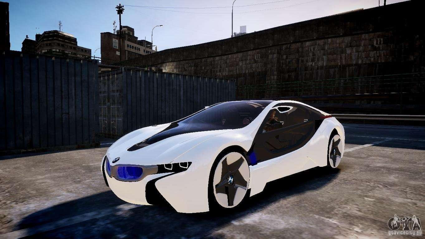 bmw vision efficient dynamics 2012 for gta 4. Black Bedroom Furniture Sets. Home Design Ideas