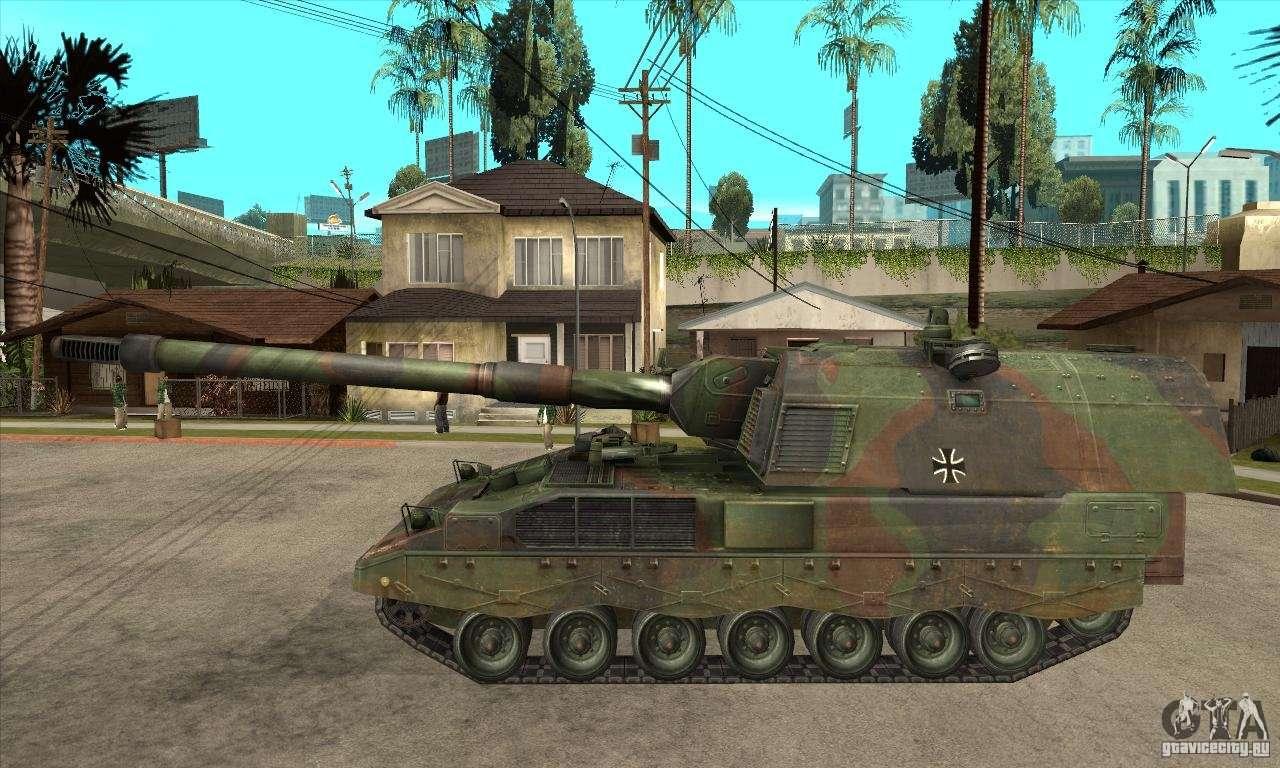 Panzer Cheat Gta 4