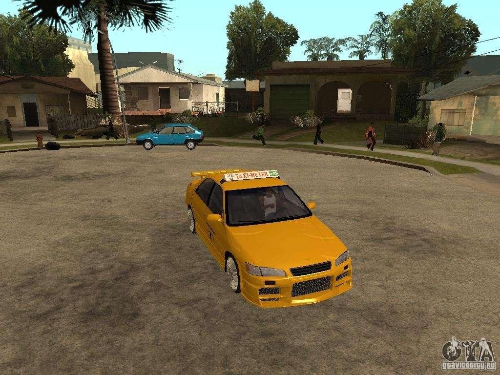 Фото машин такси скачать