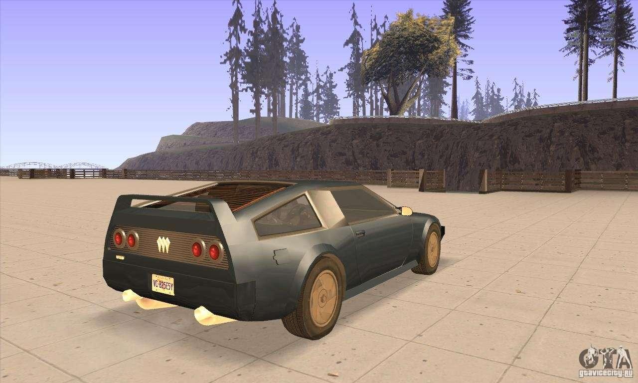 Gta Vice City Custom Cars Mod