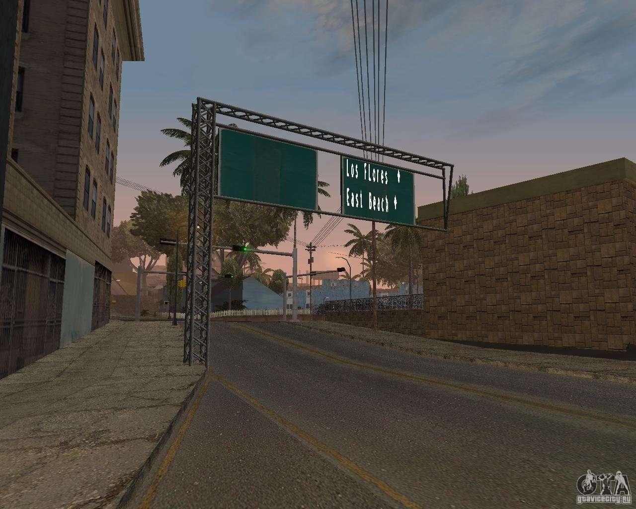 Road Signs V1 0 For Gta San Andreas