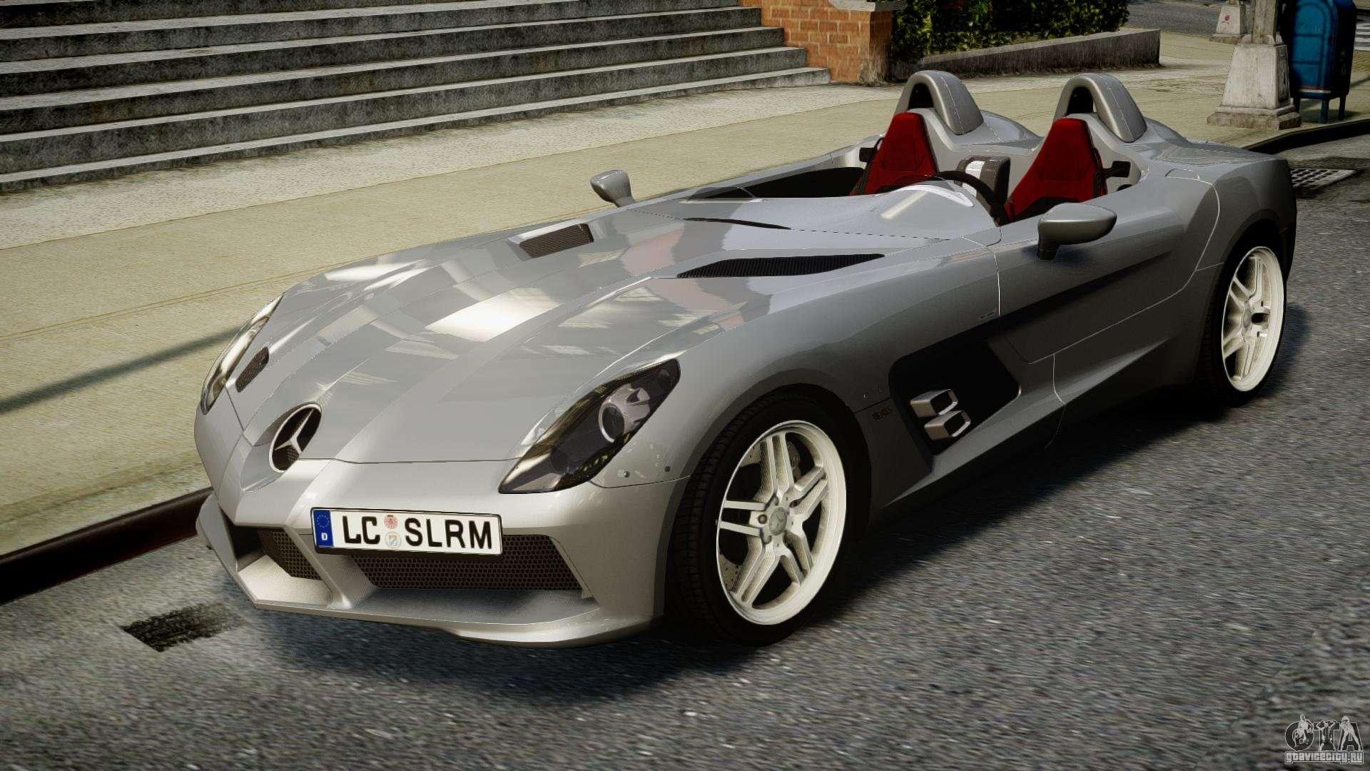 Mercedes benz slr mclaren stirling moss epm for gta 4 for Moss mercedes benz