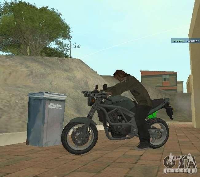 PCJ-600 in GTA IV for GTA San Andreas