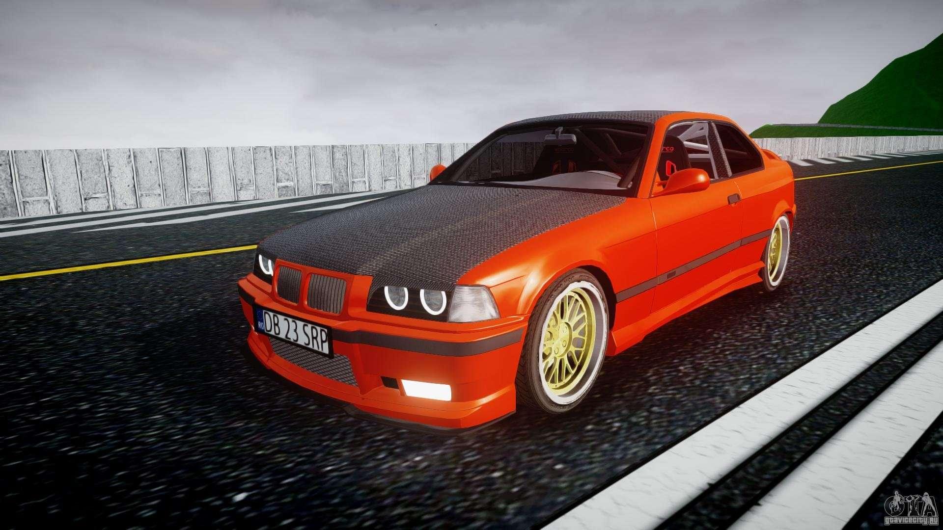 Bmw E36 Alpina B8 For Gta 4