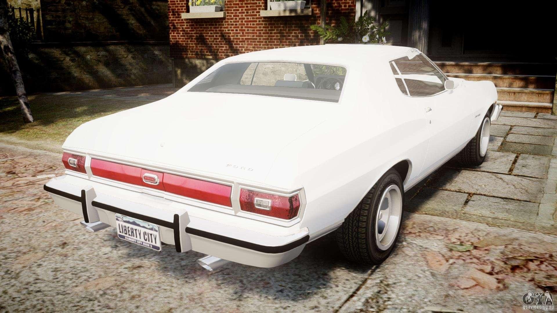 New Ford Gran Torino >> Ford Gran Torino 1975 v1.1 for GTA 4