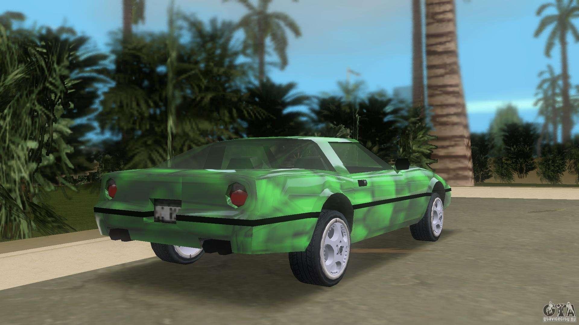 Fiat Of Glendale >> Reptilien banshee for GTA Vice City
