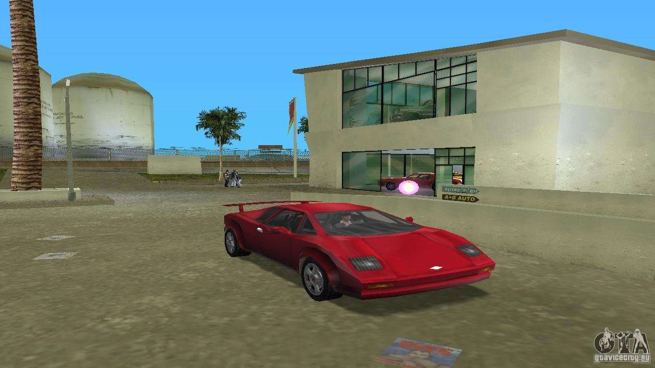 Gta Vice City Real Mod Cars
