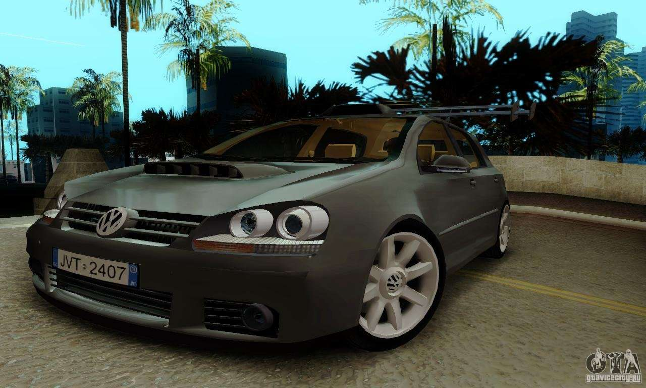 volkswagen golf 5 tdi for gta san andreas. Black Bedroom Furniture Sets. Home Design Ideas
