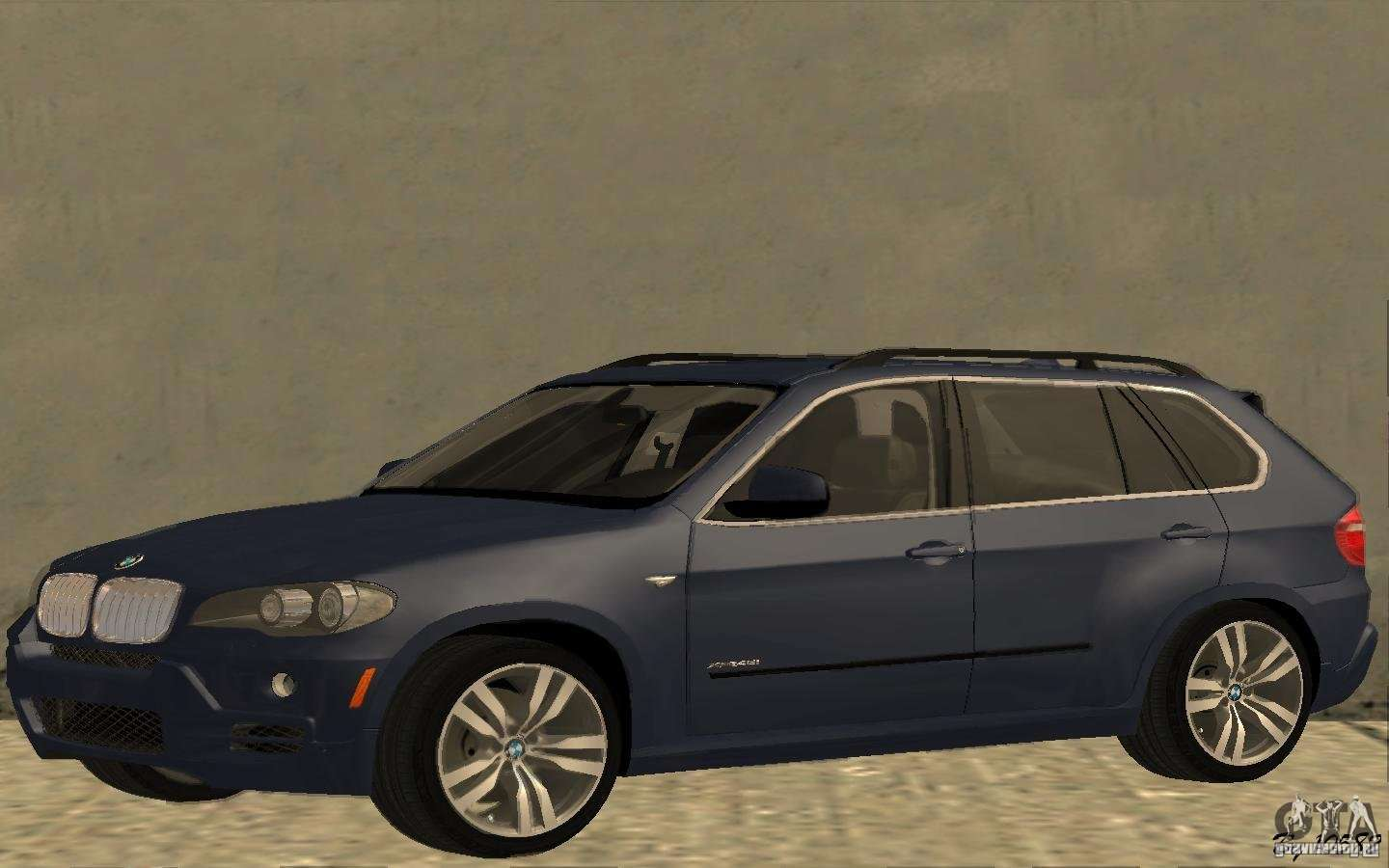bmw x5 m 2009 for gta san andreas. Black Bedroom Furniture Sets. Home Design Ideas
