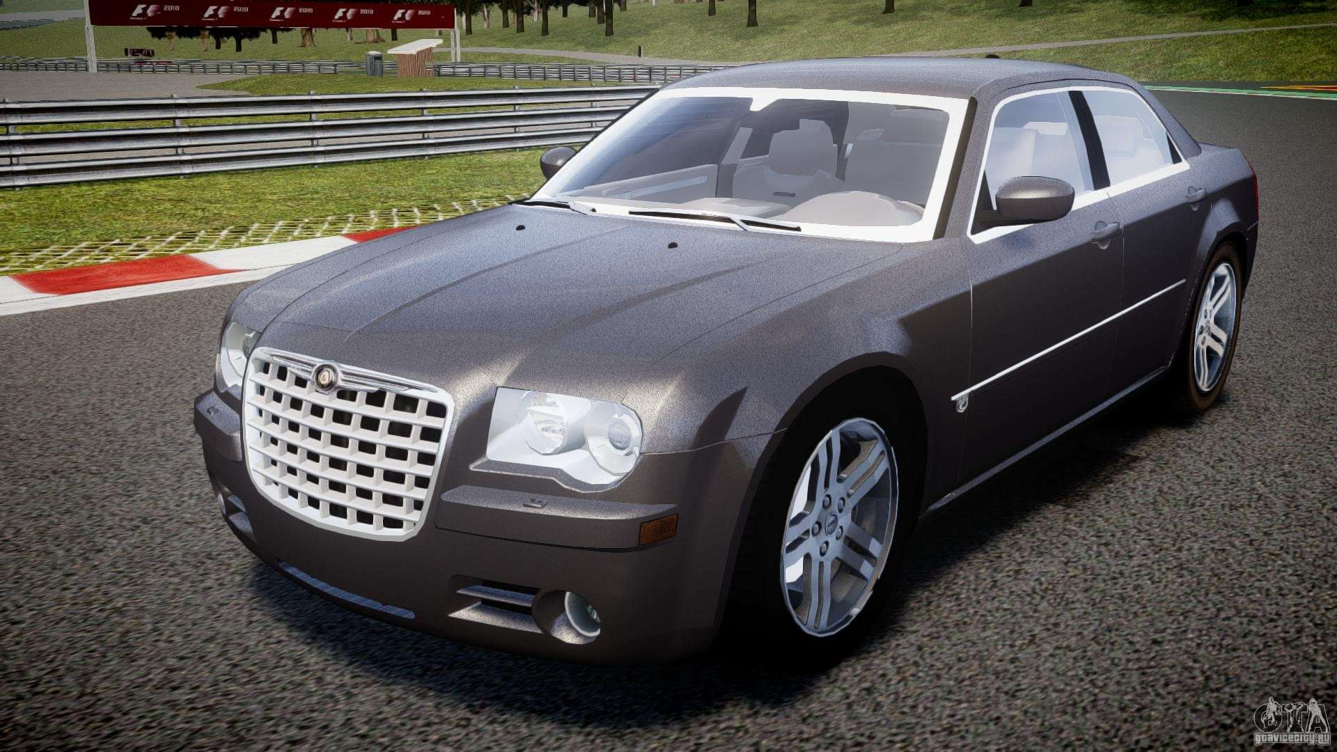 chrysler 300c 2005 for gta 4. Black Bedroom Furniture Sets. Home Design Ideas