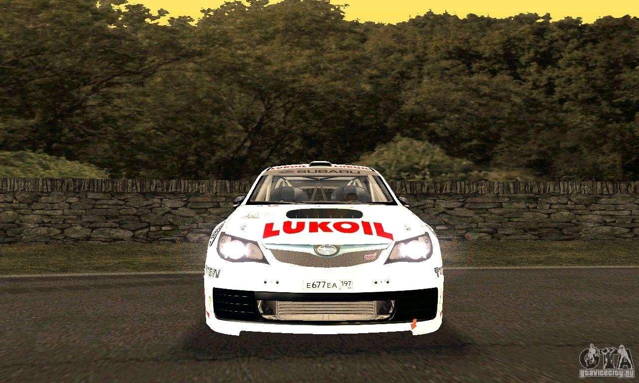 2012 Subaru Impreza Wrx >> Subaru Impreza WRX STi Russia Rally for GTA San Andreas