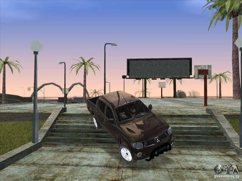 Los Angeles ENB modification Version 1.0 for GTA San Andreas forth ...