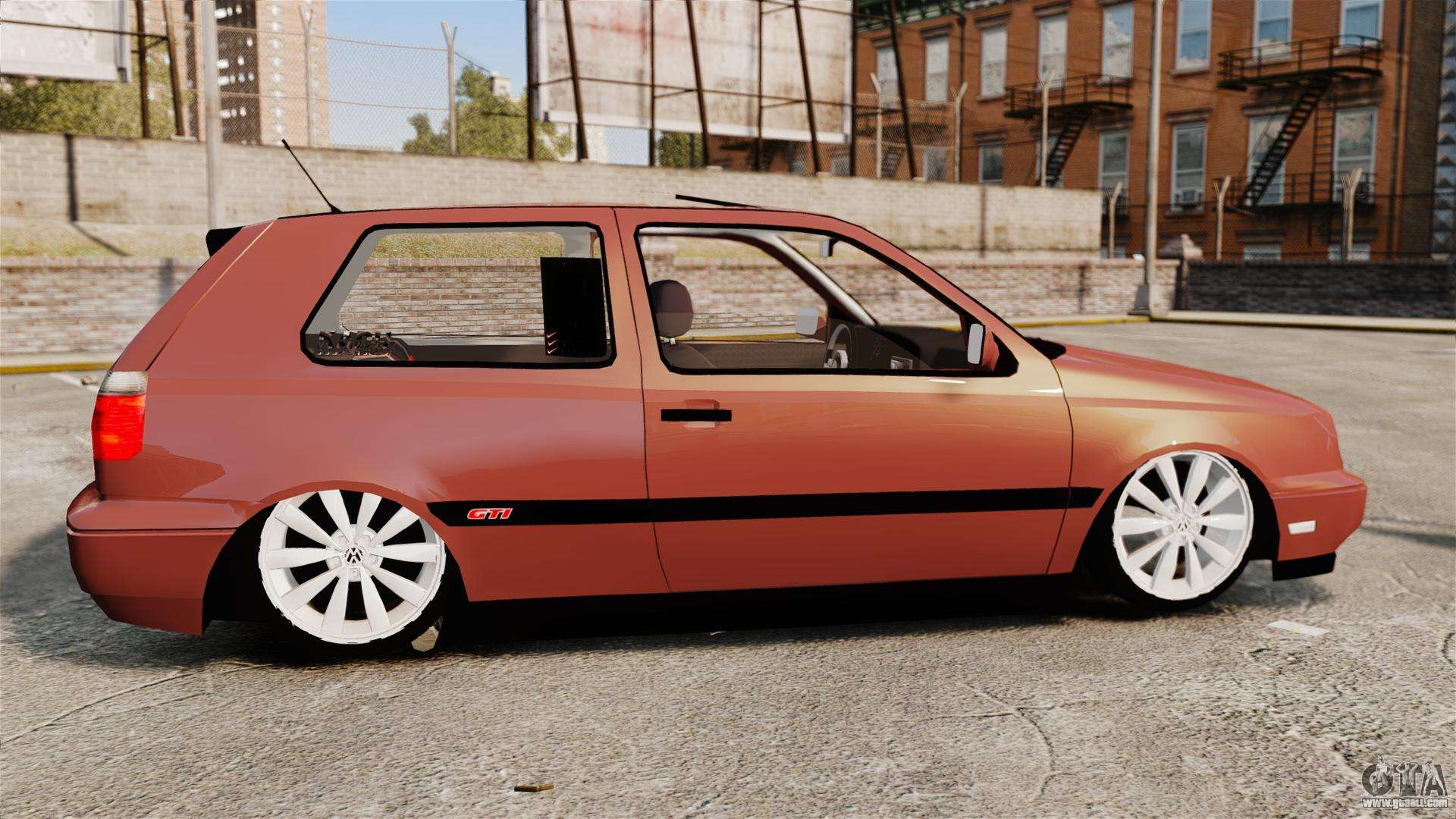 volkswagen golf mk3 turbo for gta 4. Black Bedroom Furniture Sets. Home Design Ideas