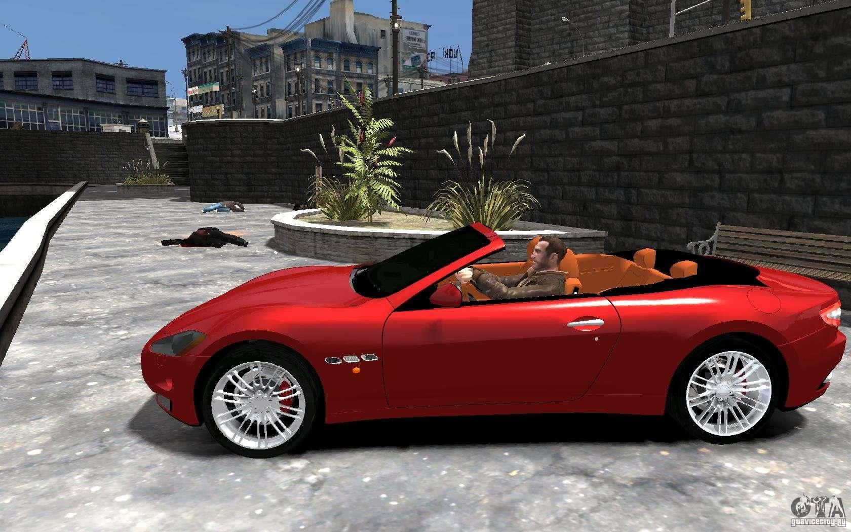 Maserati intruder