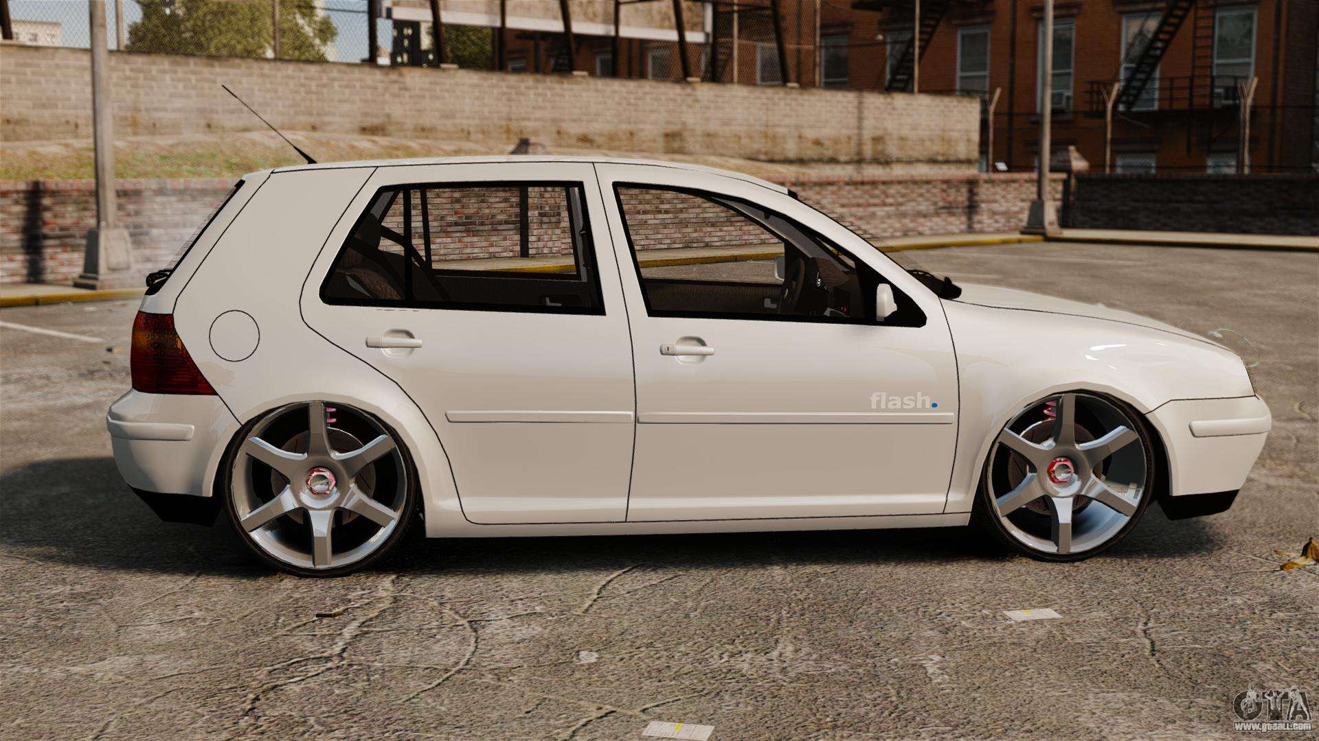 volkswagen golf flash edit for gta 4. Black Bedroom Furniture Sets. Home Design Ideas
