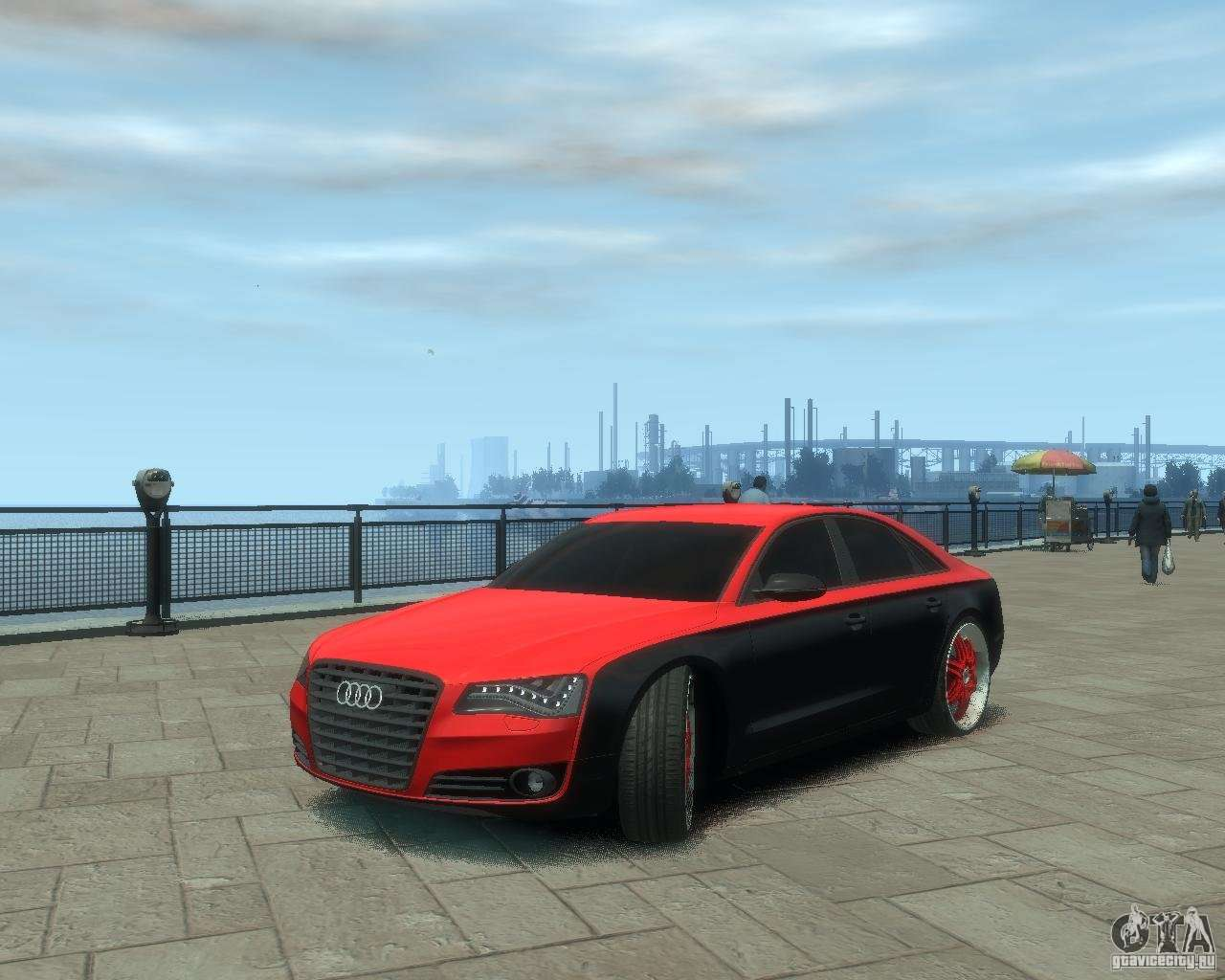 audi a8 tuning for gta 4. Black Bedroom Furniture Sets. Home Design Ideas