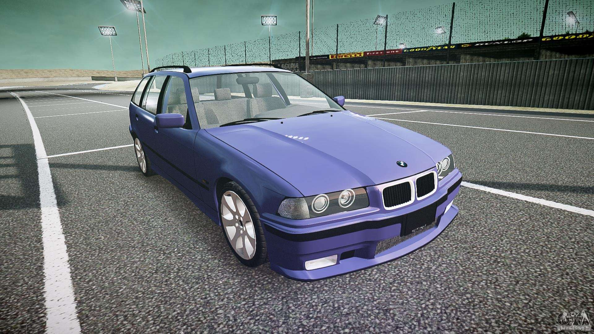 bmw 318i touring for gta 4. Black Bedroom Furniture Sets. Home Design Ideas