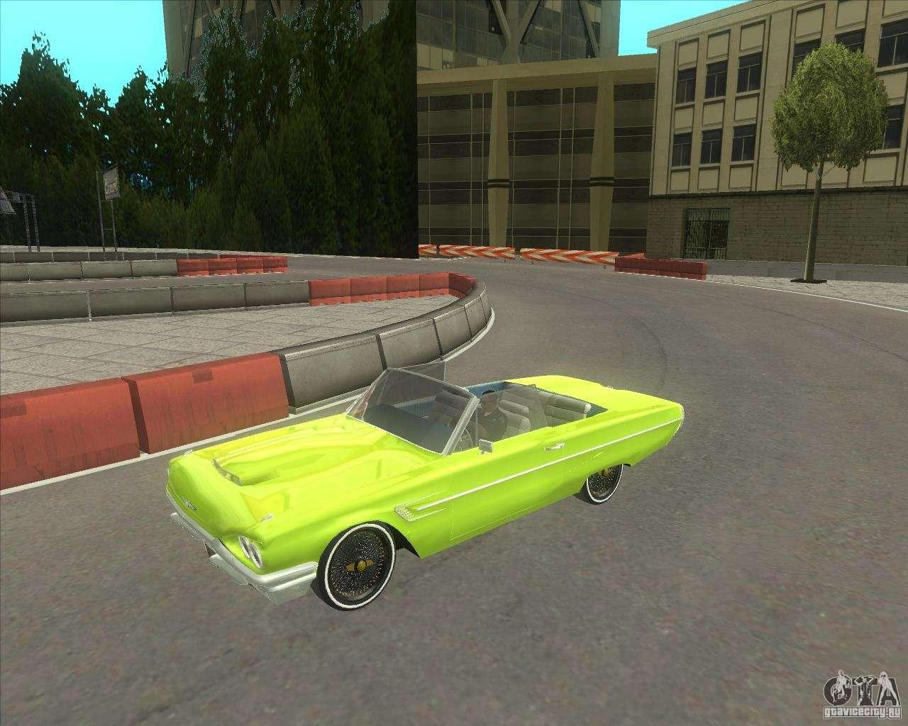 Ford Thunderbird 1964 For Gta San Andreas Grand Torino