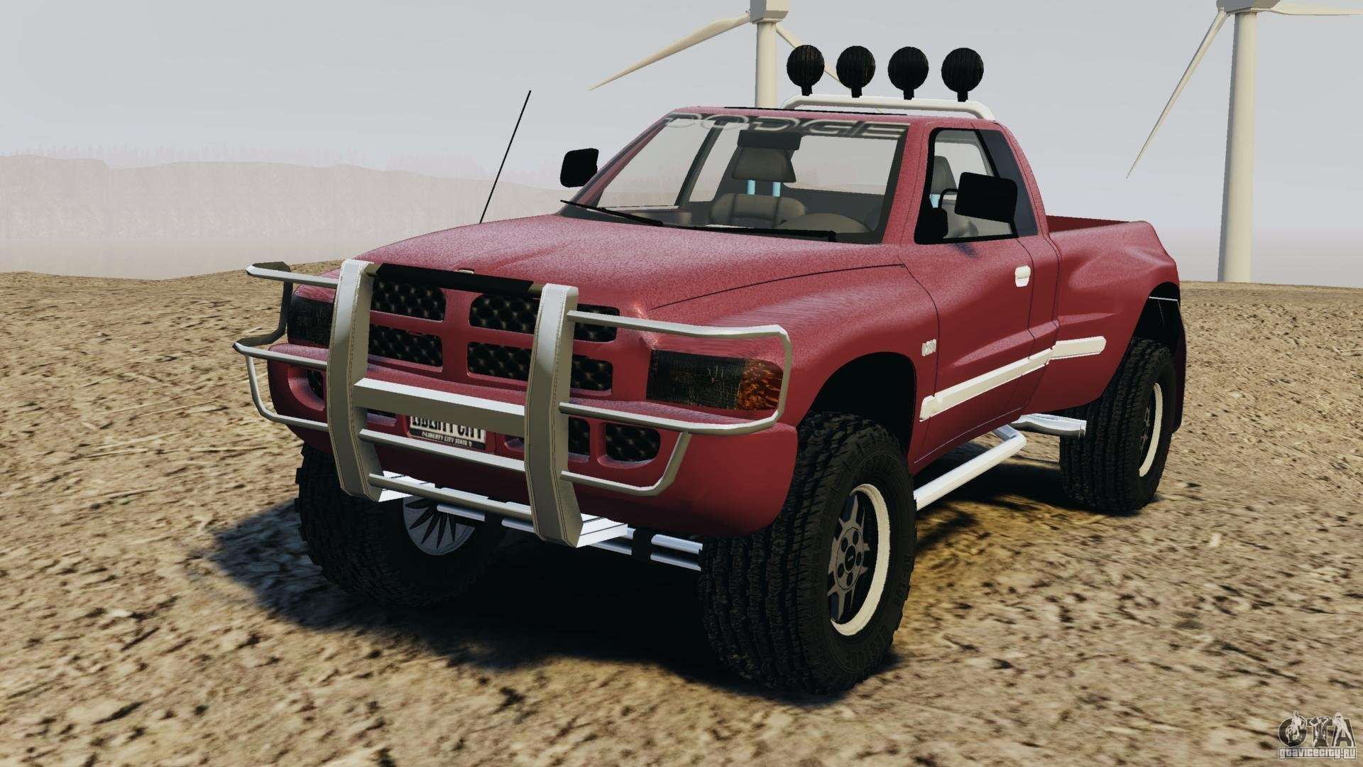 Gtaiv on Dodge Ram 2500 Patriot