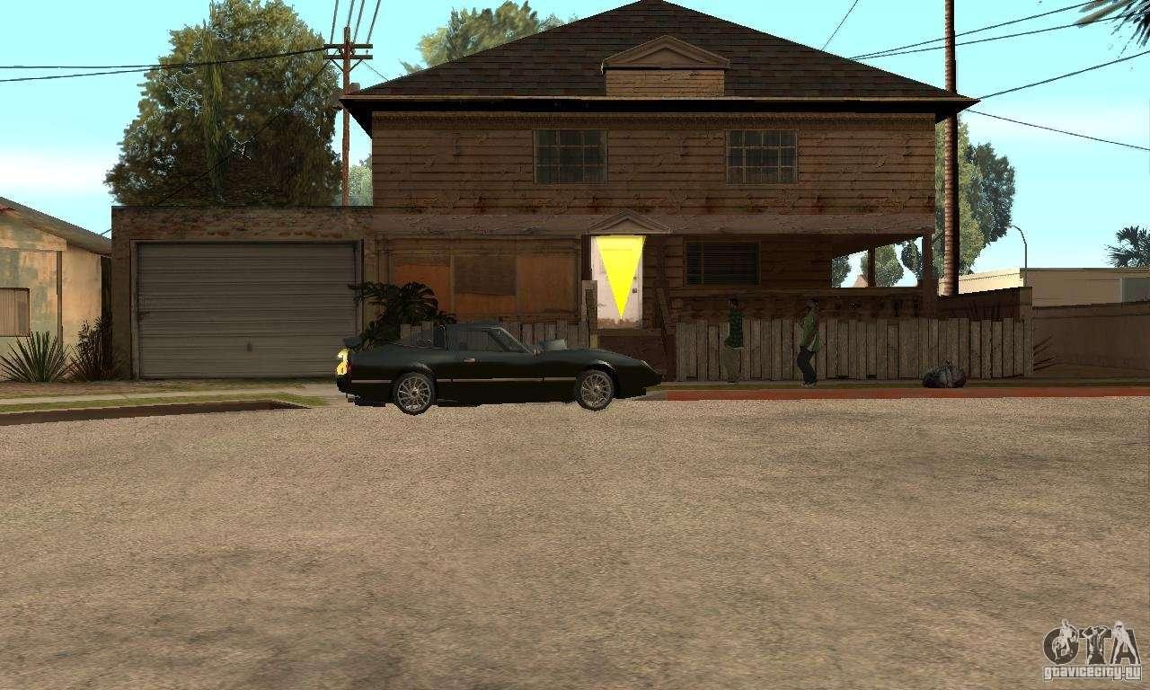 Save Car Anywhere v2 Beta for GTA San Andreas