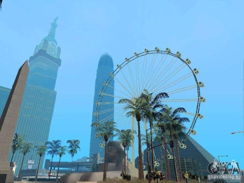 New Dubai Mod Gta San Andreas