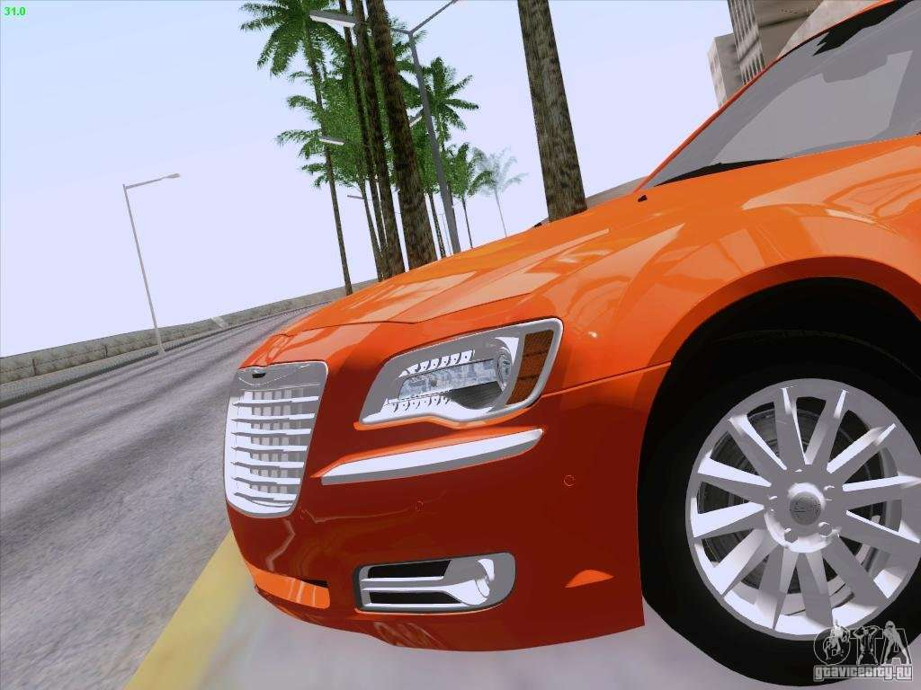 chrysler 300 limited 2013 for gta san andreas. Black Bedroom Furniture Sets. Home Design Ideas